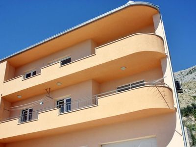 Photo for Studio appartment in Dugi Rat (Omiš) capacity 4+2