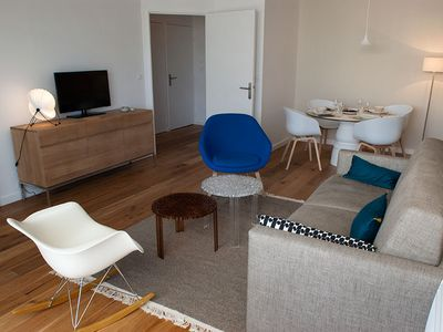 Photo for Apartments 4 * in the heart of the Shield (historic center) and very quiet