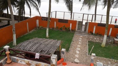 Photo for Kokrobite Beach Front Vacation Home
