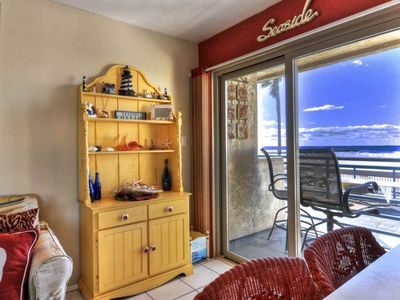 Photo for Beach View, 30 Steps to the sand or pool, Corner condo with extra windows and views - MDM 201A