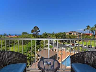 Photo for Pacific Shores B406- BRAND NEW CENTRAL AC! Across the street from the beach!!!