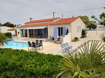 Photo for 3bedroom villa with heated pool. Rental from Sunday to Sunday