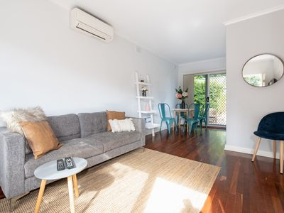 Photo for 1BR Apartment Vacation Rental in St Peters, SA
