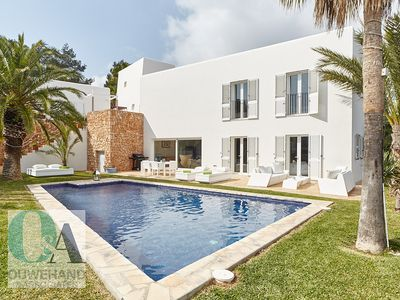 Photo for Cap Martinet Luxury (5-bed) - sea view, private access to secluded cove & forest