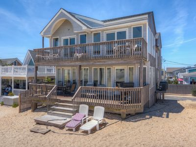 Photo for Spacious Beautiful Oceanfront Property- Lavallette NJ