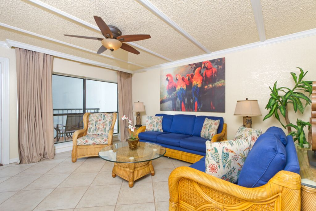 Big 3 Bedroom Beachfront Condo Washer Dryer Large Balcony South Padre Island Texas Gulf Coast