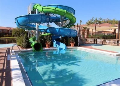 Children's Pool with Slide