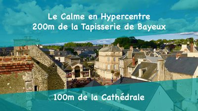 Photo for Bayeux City Heart - Old Tannery