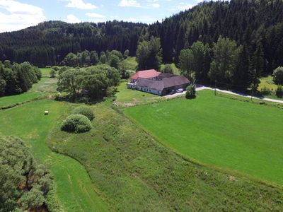 Photo for Green meadow - guest mini bungalow in the Edermühle - Green meadow - guest mini bungalow in the Eder mill