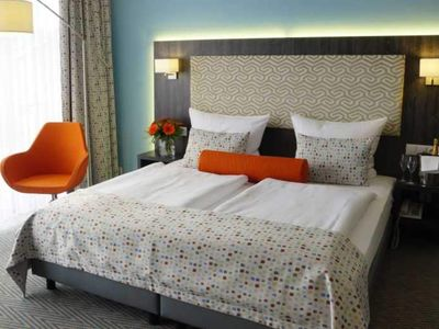 Photo for Double room incl. Breakfast - Trans World Hotel Auefeld