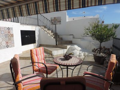 Photo for House in the historic center of Olvera, private pool and stunning views