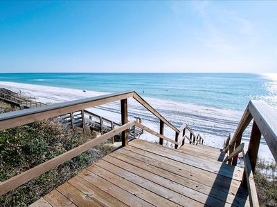 Photo for Beach Front-Ground Floor-30A Seacrest Bch☀️2 Step Sanitizing Process☀️Ramsgate 3