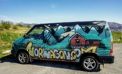 Photo for Norwagon - CamperVan for the adventurous