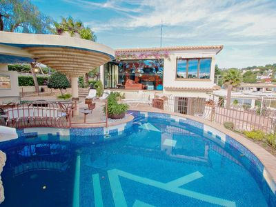 Photo for Orza - holiday home with private swimming pool in Benissa