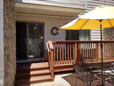 Photo for Family Friendly, North Ocean City Condo With Private Courtyard, Pool