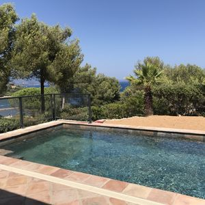 Photo for beautiful renovated villa, sea view at Gaou Bénat