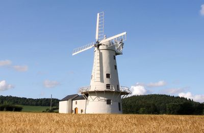 Llancayo Windmill is another of our unusual properties  Stay in a real  windmill set in Monmouthshire - Usk