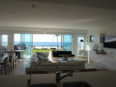 Photo for (On the Beach) Private Luxury 4 Bedroom House