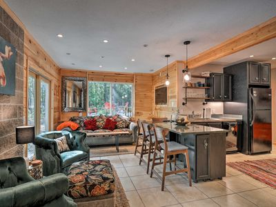 Photo for Modern Cabin 20 minutes to Crystal Mtn Resort