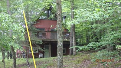 Photo for 2BR Chalet Vacation Rental in DuBois, Pennsylvania