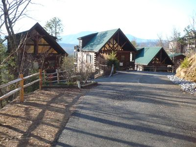 Photo for 🏔 Perfect for Honeymoon, Anniversary, Romantic Getaway - Dollywood only 5-mile