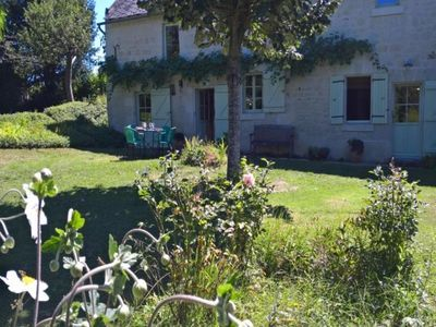 Photo for 3BR House Vacation Rental in Saint-Germain-sur-Vienne