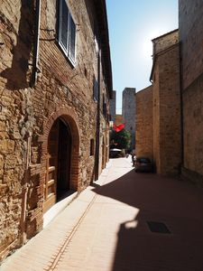 Photo for San Gimignano: ancient house renovated in the heart of San Gimignano
