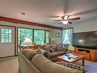 Photo for NEW! Bridgton Condo w/ Deck - Near Shawnee Peak!