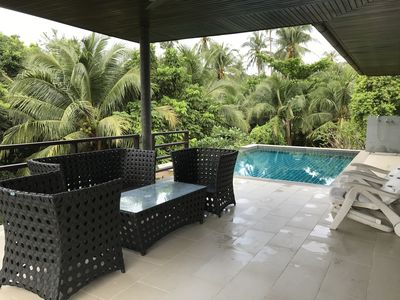 Photo for 2 Bedroom Pool Villa - very private