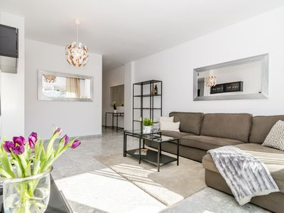 Photo for PR - Sunny Apartment with Terrace in Puerto Banus