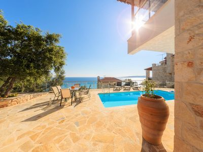 Photo for Two-Storey Maisonette with Private Pool