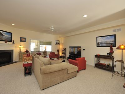 Photo for Luxurious, Spacious 3 LVL, 3 BR, 3.5 BA Getaway Townhome