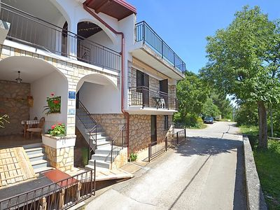 Photo for 3 bedroom Apartment, sleeps 6 in Starigrad with Air Con