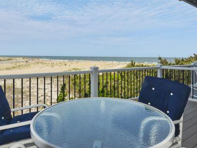 Photo for FREE DAILY ACTIVITIES!!! Ocean Side vacation home with super convenient beach access and offers some of the best views and ocean breezes on the coast!