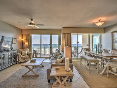 Photo for 302 Aqua 3br 2ba 3rd Floor Condo Overlooking Pool w/free beach chairs 2019
