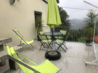 Photo for Nice and comfortable holidayhome in National Park Gerês with lake and mountain