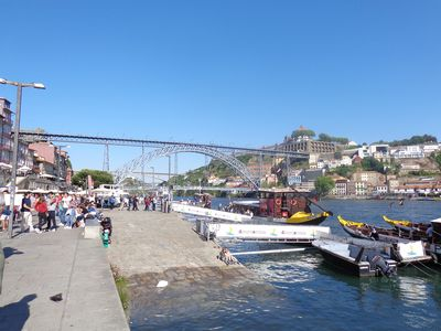 Photo for In the heart of Oporto. Right in the city center. Free wifi