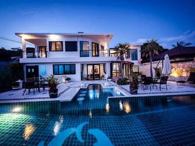 Photo for Lovely Villa With Pool – 5 Mins To Chaweng Beach