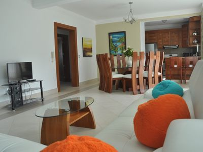 Photo for Brand New Family-Friendly Luxury Condo in the Heart of Sosua