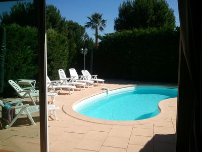 Photo for 4BR Villa Vacation Rental in Saint-Cyr-Sur-Mer, Provence-Alpes-Côte-D'Azur
