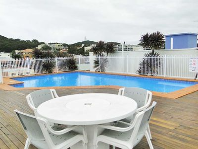 Photo for 9 'Nelson Towers' 71a Victoria Parade - unit in the heart of Nelson Bay with water views