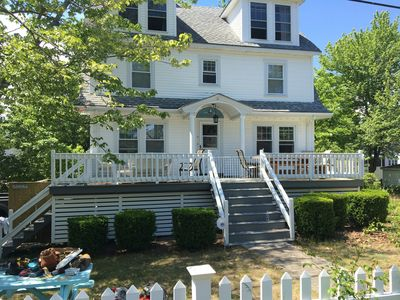 Photo for Ocean Park Maine's Best Walk-to-Beach 5 Bedroom Beach Home!