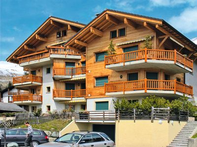 Photo for Apartment Residence Bas Roc (VEB225) in Verbier - 10 persons, 4 bedrooms