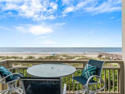 Photo for 2BR Condo Vacation Rental in Caswell Beach, North Carolina