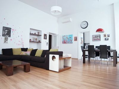Photo for FLOUR SUITE - Rome Apartment - Wifi and Air conditioning