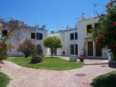 Photo for Apartment with 1 bedroom in Cabanas de Tavira