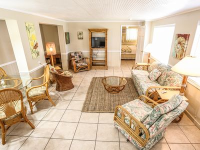 Photo for Welcome to 269 Driftwood Lane - Unit #1 nestled within a quiet residential section at the desirable southern end of the island.