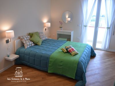 Photo for Sea View Apartment in the Center of Marsala- Sea View- free WIFI- FreeParking
