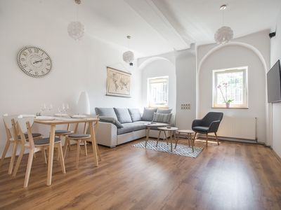 Photo for Walking distance to Zagreb  main square, up to 4 persons, free parking, quiet