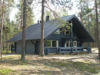 Photo for Vacation home Antin mökki in Enontekiö - 8 persons, 3 bedrooms